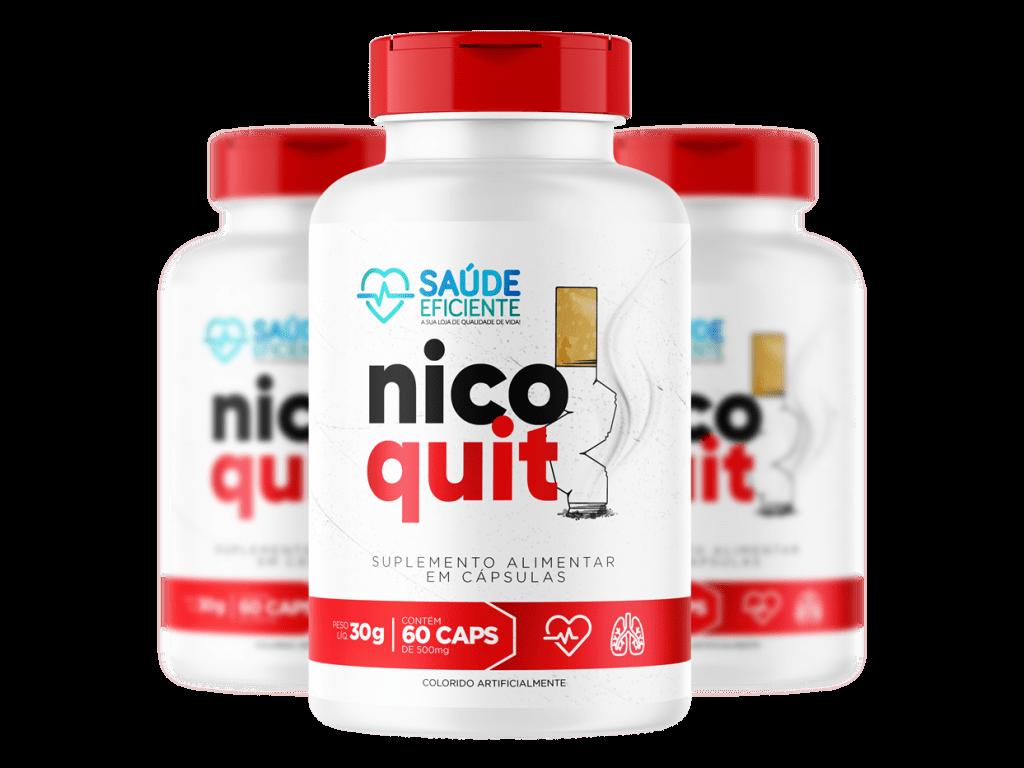 NicoQuit Caps