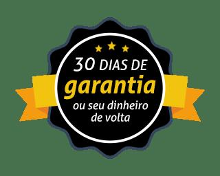 Selo de Garantia 30 Dias