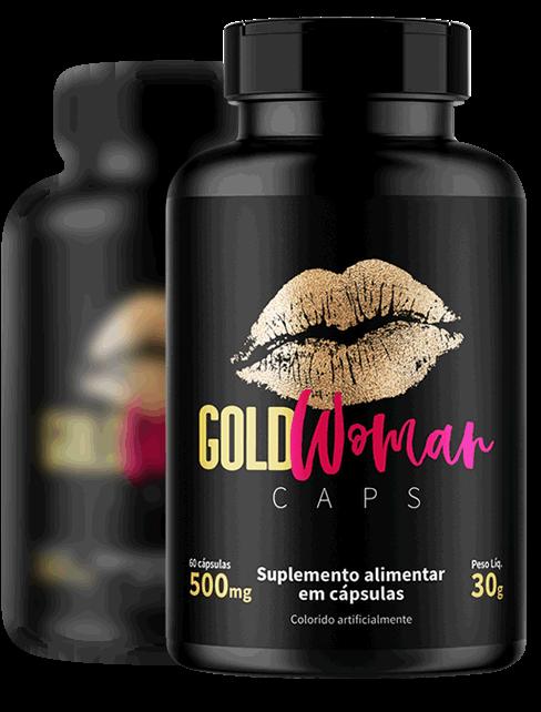 GOLD WOMAN TESTADO EM LABORATÓRIO