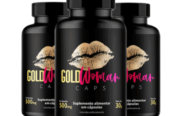 gold woman caps funciona