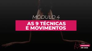 As 9 Técnicas e Movimentos Especiais