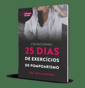 Cronograma de 25 Dias de Exercícios