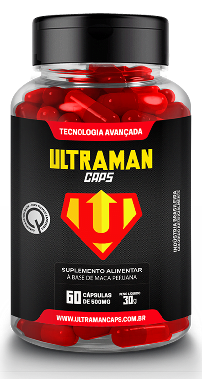 Ultraman Caps