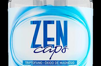 Zen Caps Remédio para Insônia Ansiedade depressão