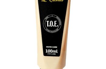Creme TOE (100ml) - Tratamento Ortomolecular para Estrias