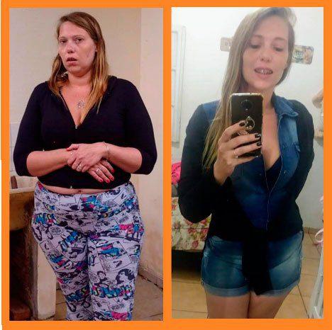 Detona Gordura - Resultado Antes e Depois