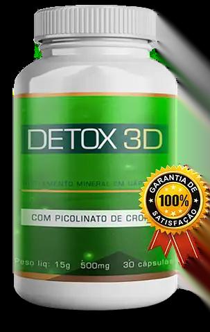 GARANTIA DETOX 3D