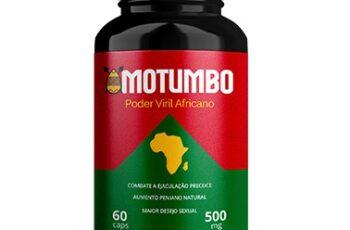 MOTUMBO Estimulante Masculino: