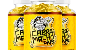 Cabra Macho Caps