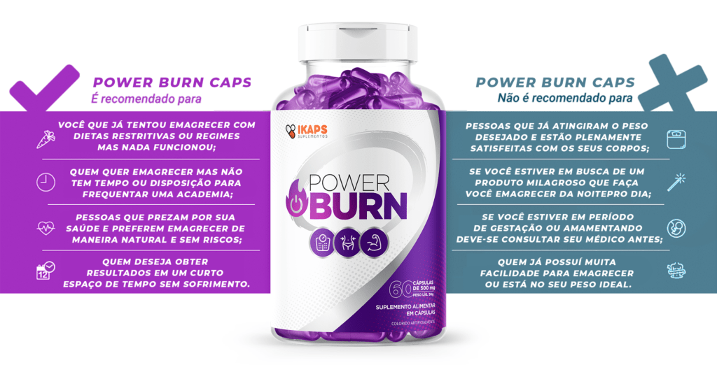 PowerBurn Caps