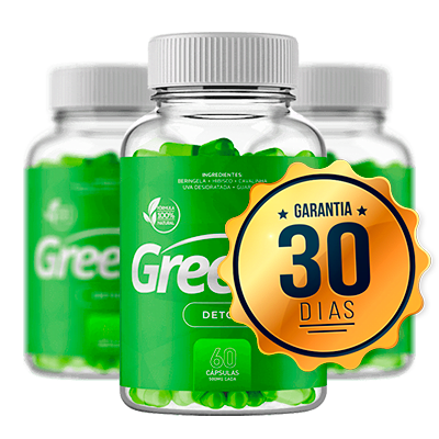 Garantia Green Fit Detox