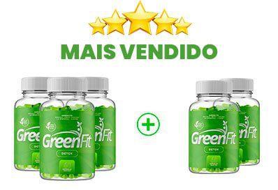 GREEN FIT DETOX PREÇO COMPRAR