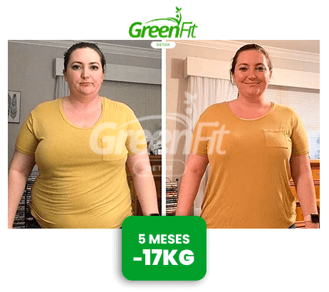 GREEN FIT DETOX RESULTADO