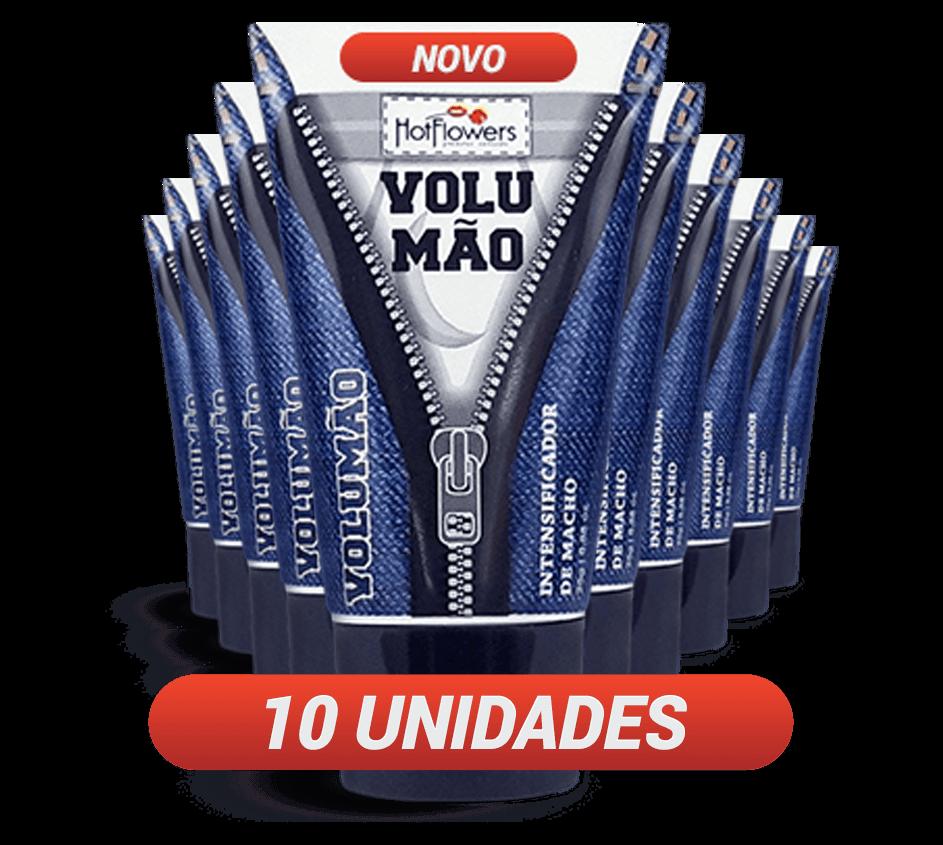 GEL VOLUMÃO DESCONTO DE ATÉ 50%