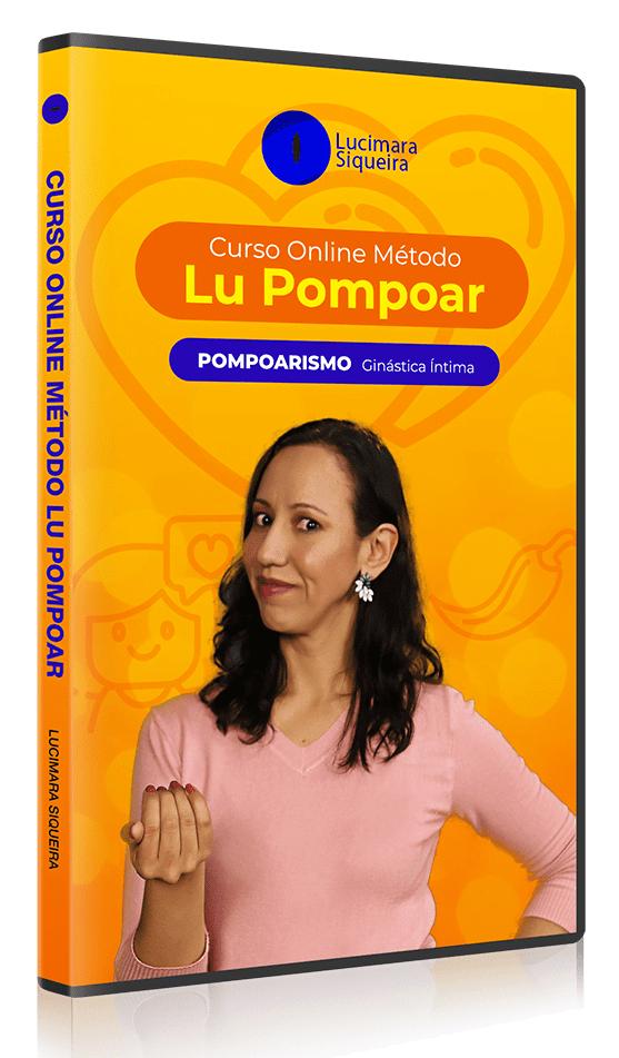 Método Lu Pompoar - Ginástica íntima - Curso Pompoarismo