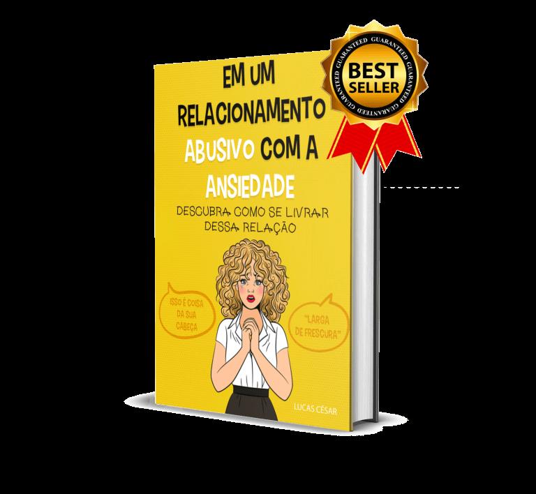 E-book Em um relacionamento abusivo com a ansiedade