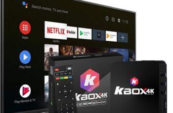 KBOX TV 4K