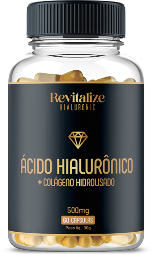 Revitalize Hialuronic Caps